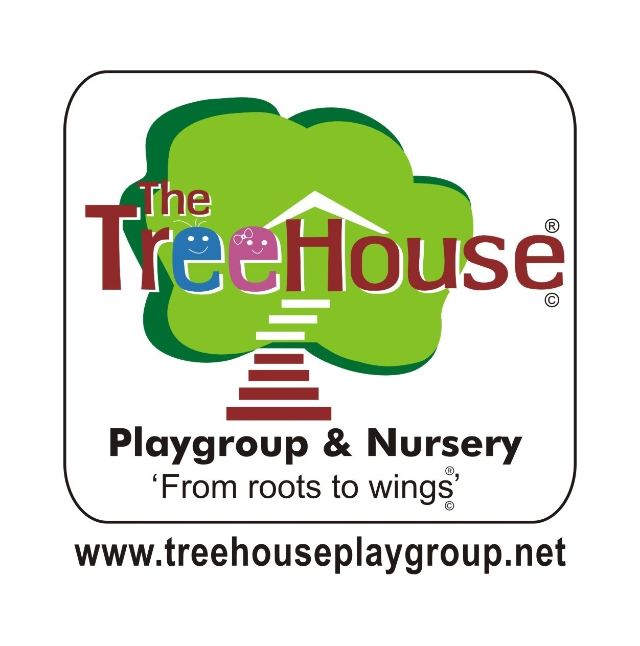 treehouse The tree house